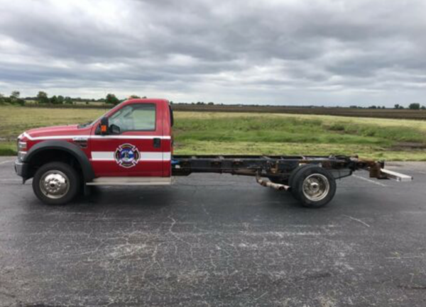 2009 Ford F450 chassis for sale