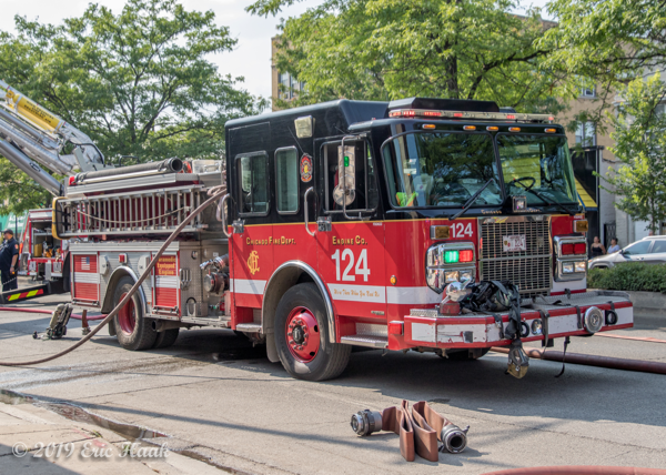 Chicago FD Engine 124