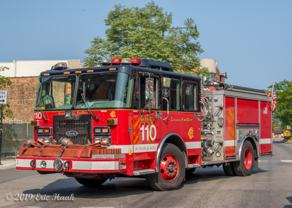 Chicago FD Engine 110