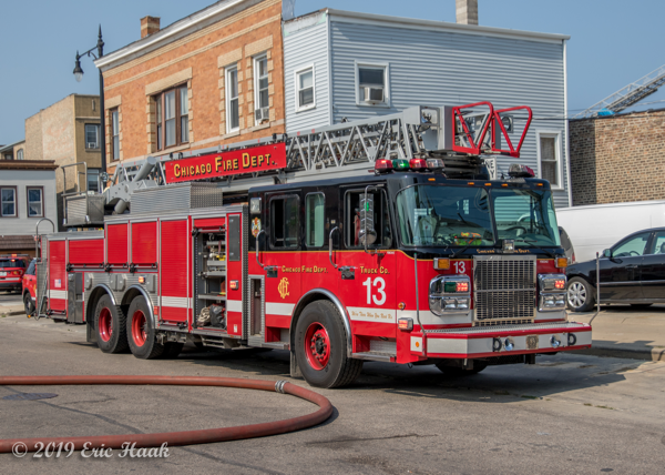 Chicago FD Truck 13