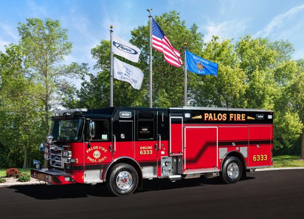 Palos FPD Engine 6333
