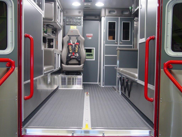 new Cary FPD ambulancew