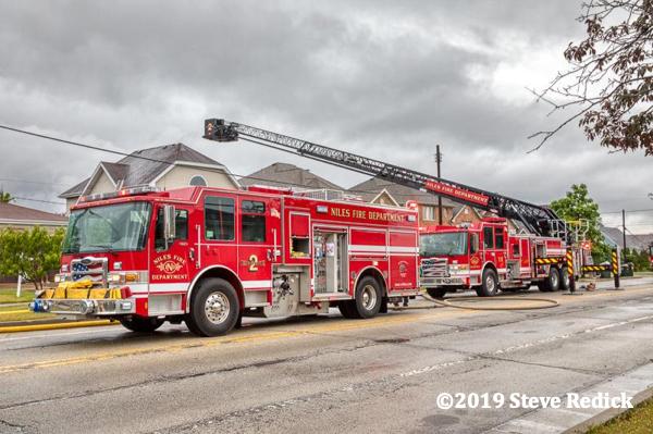 Pierce Dash CF PUC fire trucks