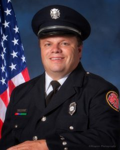 Buffalo Grove FD Firefighter/Paramedic Randy Buttliere