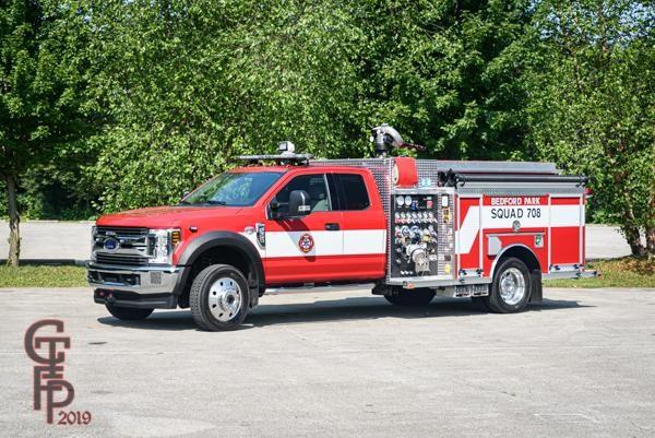 Ford Rosenbauer America mini-pumper