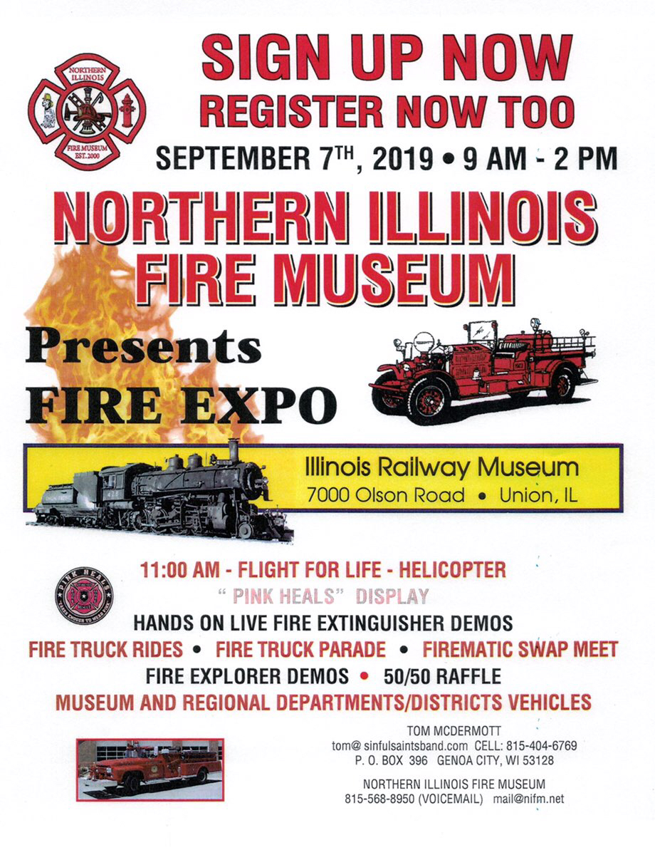 Northern Illinois Fire Museum Fire Expo