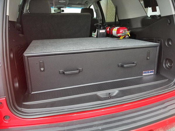 command box for Chevy Tahoe