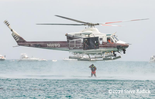 2019 Chicago Air and Water show