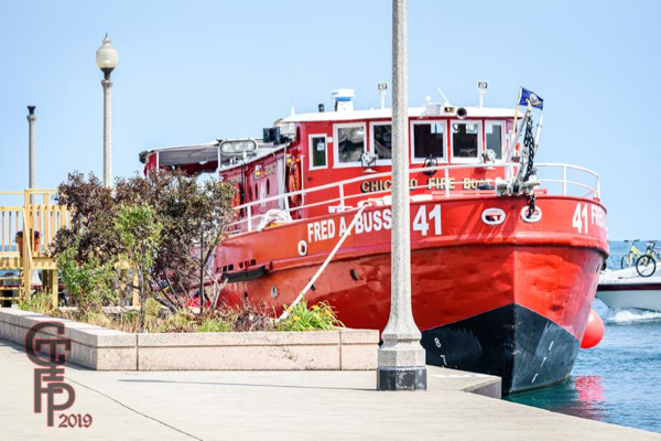 Chicago Fire Boat Tours