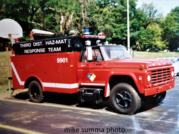Division 24 Third District Haz Mat Unit,