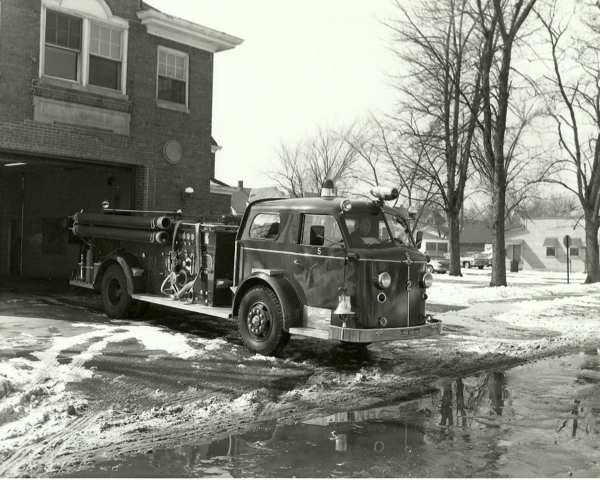 Gary Fire Department history