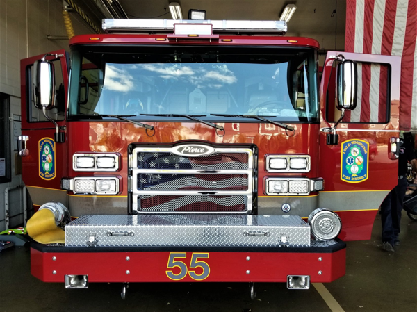 Lisle-Woodridge FPD Engine 55
