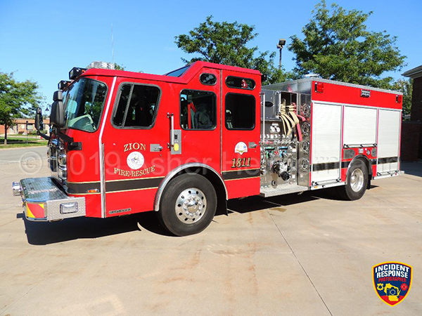 Zion FD Engine 18