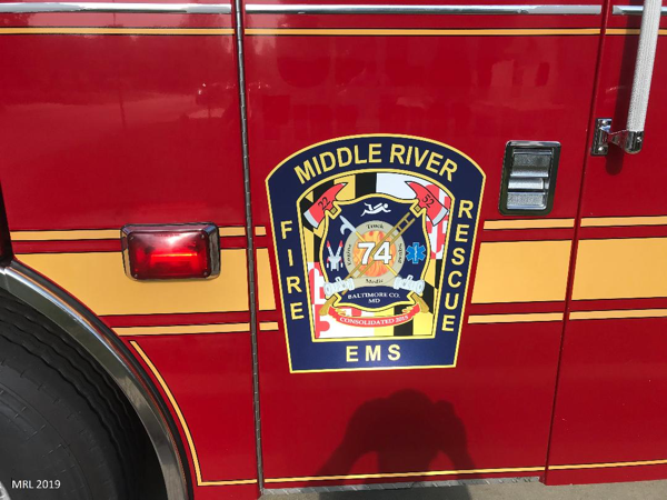Middle River Fire Rescue Department