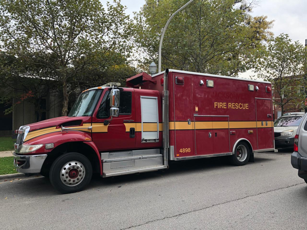 Former Jacksonville FD ambulance spotted in Chicago