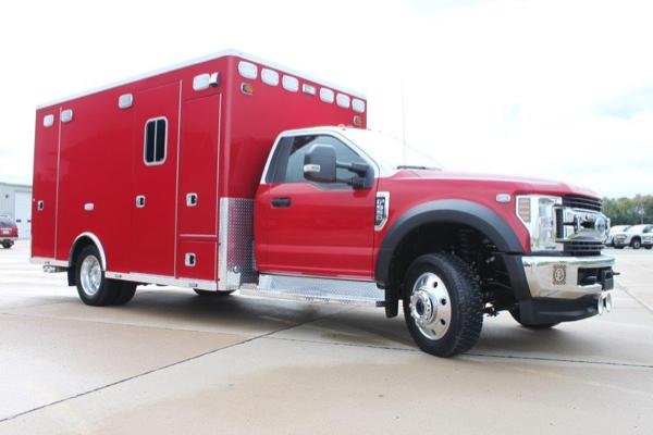 Life Line Type I ambulance