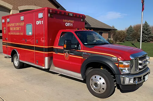new use for former ambulance