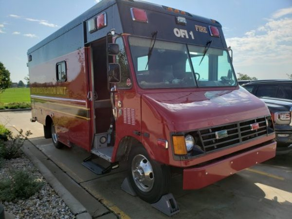 Freightliner/Union City Body step van for sale