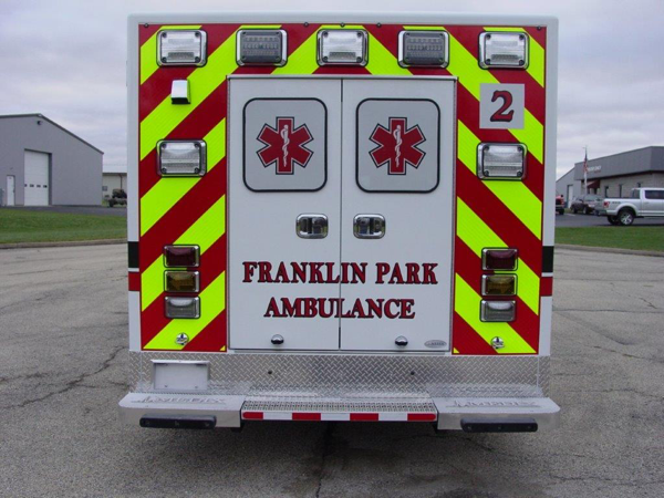 Franklin Park FD Ambulance 2