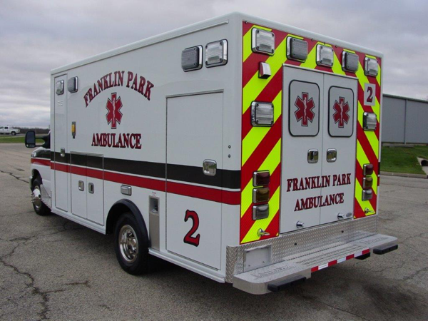Medix Type III ambulance