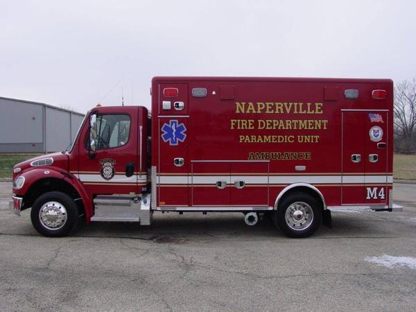 Freightliner/Horton Type I ambulance