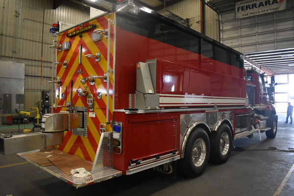 Ferrara Fire Apparatus so 6534