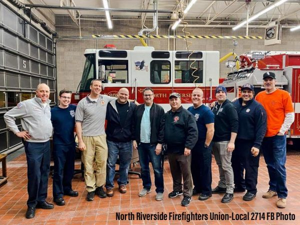 North Riverside Firefighters Union-Local 2714 Firefighters get contract