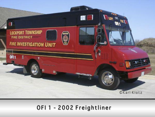 2001/2002 Freightliner/Union City Body step van for sale