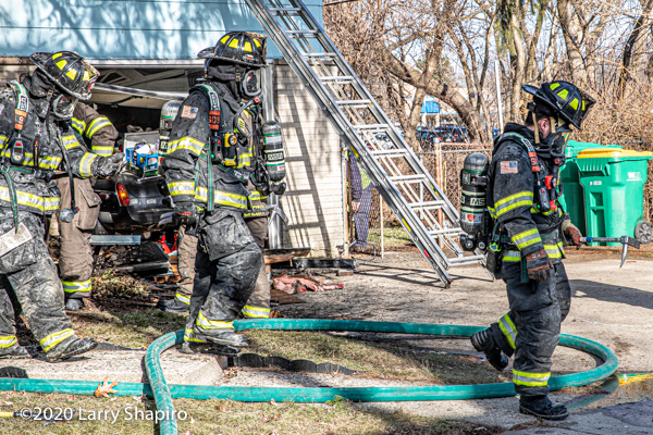 Prospect Heights FPD Firefighters
