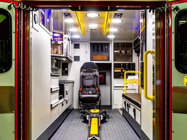 Calumet Park FD Ambulance 2232