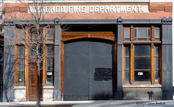 Chicago FD former firehouse of Engine 42