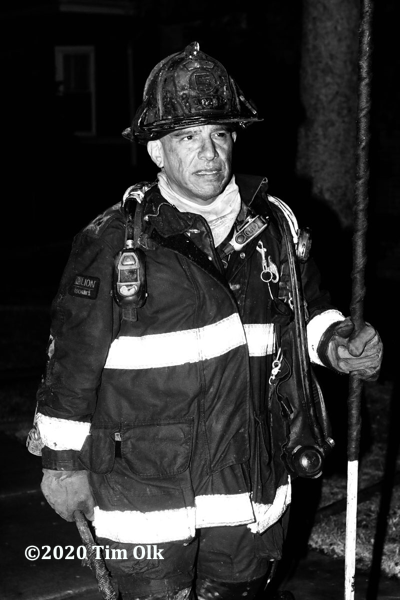 Chicago FD Squad 5 Firefighter