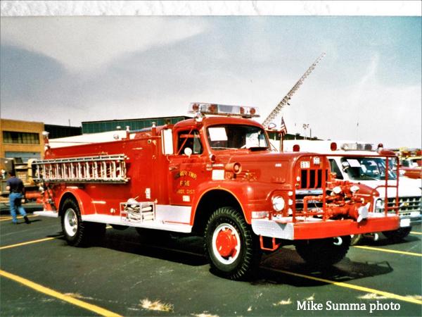 Homer Township FPD history