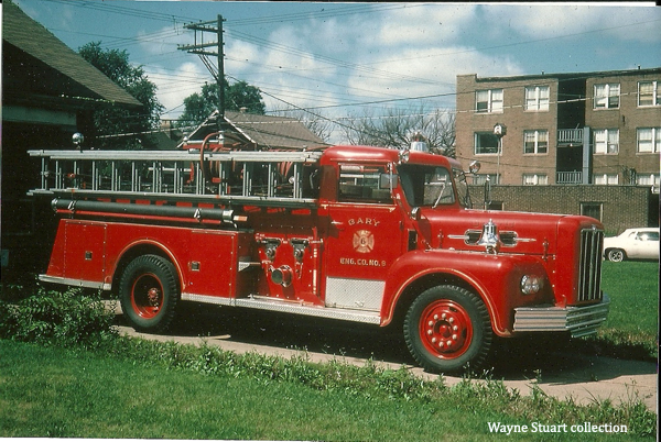 "1962 Maxim ""S"" model pumper. It carried Maxim serial # 2308"