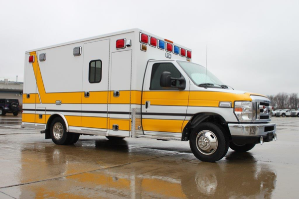 Type 3 Lifeline ambulance