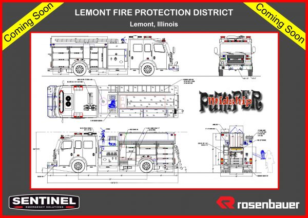 Lemont FPD orders new fire engine