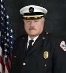 St Charles Fire Department Fire Chief Scott Swanso
