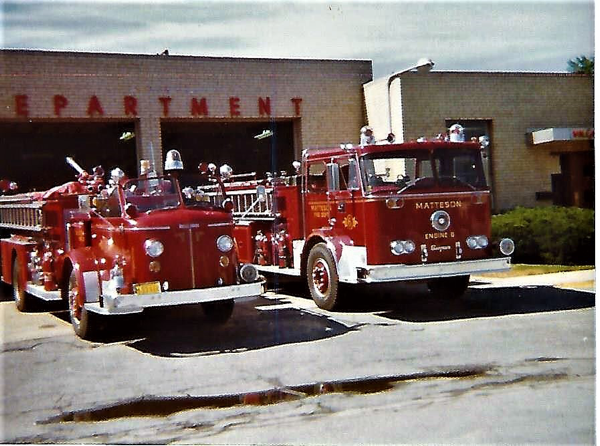 Matteson Fire Department history