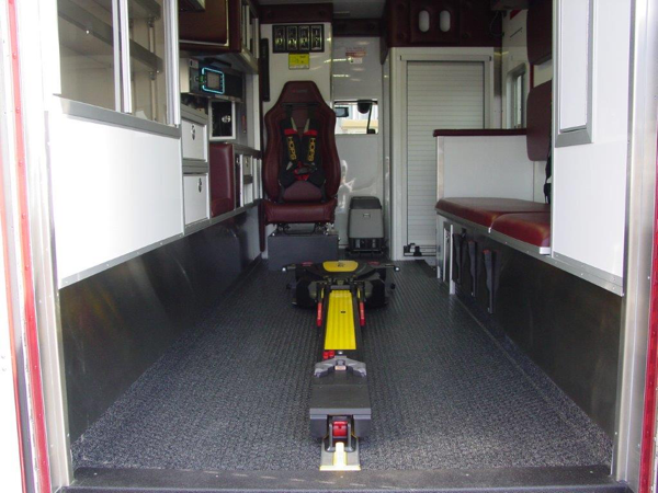 Horton ambulance