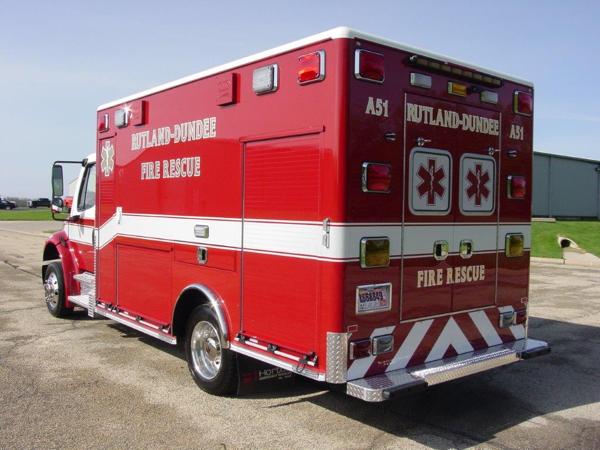 Freightliner /  Horton Type 1 ambulance