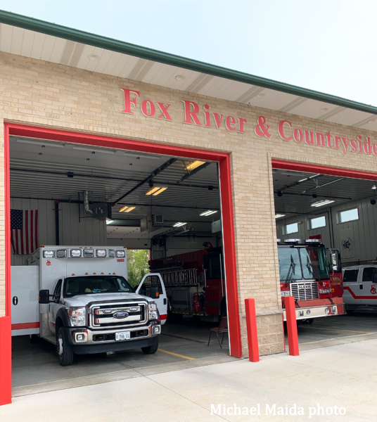 Fox River & Countryside Fire Rescue District Station 2