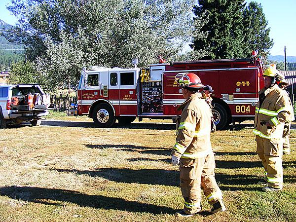 Garden Valley Fire Department, ID