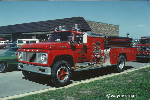 Holbrook Volunteer Fire Department