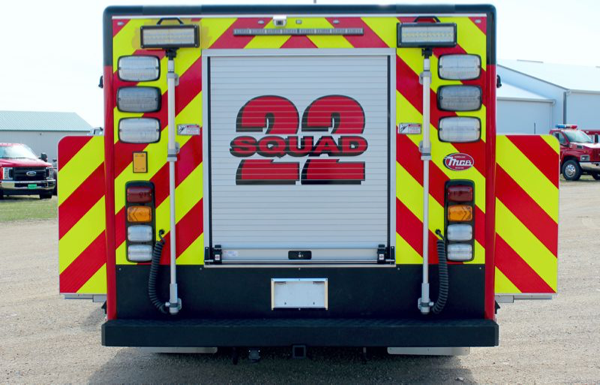 2019 Chevy MD/Maintainer rescue squad