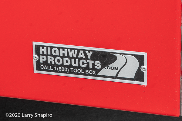 Highway Products Tool Box