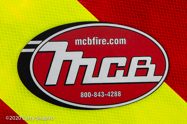 MCB emblem