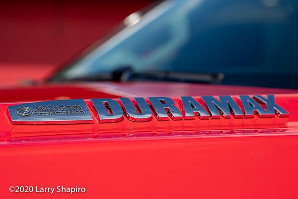 Duramax emblem