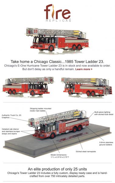 Fire Replicas