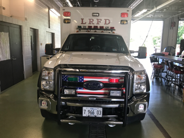 Lincolnshire-Riverwoods FPD ambulance for sale