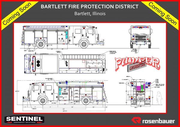 Bartlett FPD orders Rosenbauer fire engines